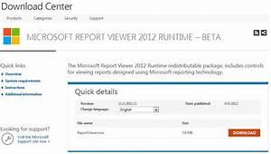 microsoft report viewer redistributable 2008 sp1 should With microsoft viewer redistributable 2008