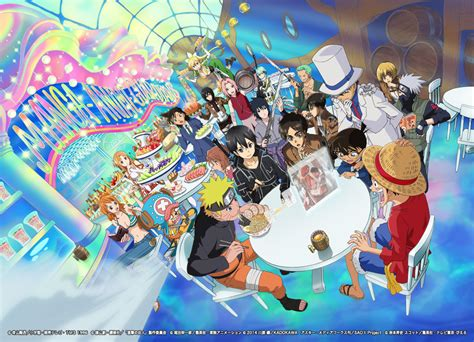 Naruto hd wallpapers for free download. A Gathering of Luffy, Naruto & More! Special Collaboration ...