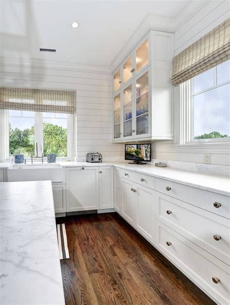 backsplash for kitchen walls 5 reasons to put shiplap walls in every room