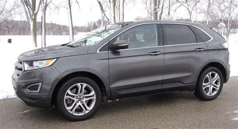 ford edge titanium 2015 ford edge titanium awd savage on wheels