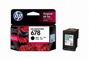 Hp, 678, Black, Ink, Advantage, Cartridge, U2013, Gigabyte, Computer, Bd