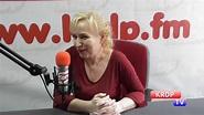 Gość Poranka Płock - Anna Czachorowska 26.01.2018 KRDP TV ...