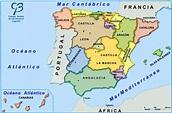 English Macaroon: Autonomous Communities of Spain