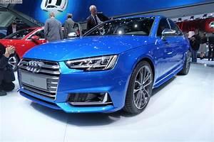 Audi S4 B9 : audi s4 b9 limousine quattro v6t iaa 2015 live 15 us ~ Jslefanu.com Haus und Dekorationen