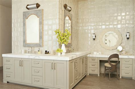 Light Taupe Vanity