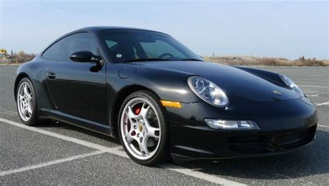 how to sell used cars 2005 porsche 911 parental controls find used 2005 porsche 911 carrera s coupe 997 black crono sport pkg 3 8l 6 speed bose in