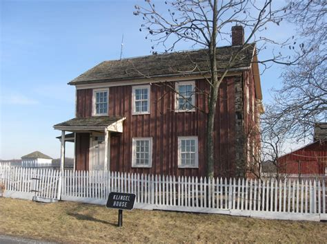 Klingel Haus The Klingel House Restoration Update