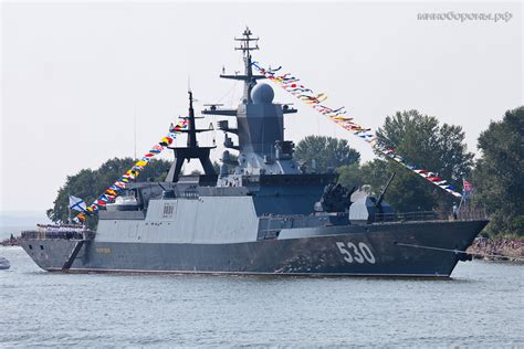 Navy Day celebration in the town of Baltijsk : Ministry of ...