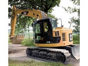 cat 314 new caterpillar 314d lcr d excavators for