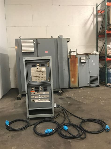 simplex load bank control fetting power