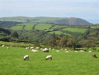 Countryside English Destroy Greens Windmills Climate Hoping