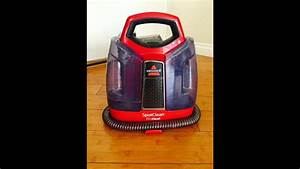 Bissell Spotclean Proheat Review