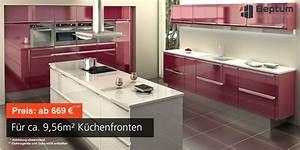 Küchenfronten Nach Maß : k chenfronten m belfronten f r jede k che und hersteller beptum k chen fronten ~ Watch28wear.com Haus und Dekorationen