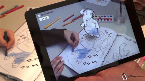 Disney Transforma Tus Dibujos En Personajes Animados En 3d