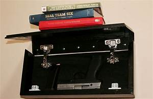 Hidden compartment floating shelf(open) Products I Want