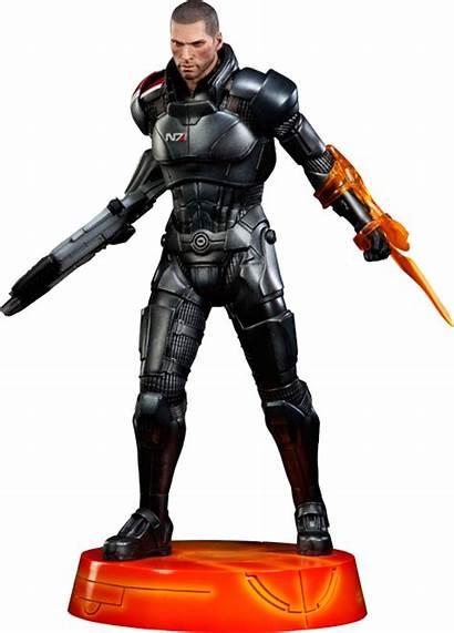 Shepard Commander Mass Effect Sideshow Premium Figure