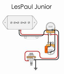 New Gibson Les Paul Modern Wiring Diagram