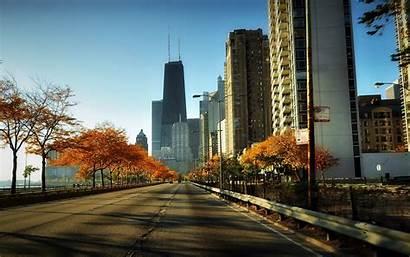 Illinois Fall Around Places Wallpapers Chicago Wallpapersafari