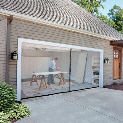 25 best ideas about garage door screens on