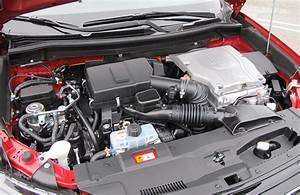Mitsubishi Plugs Into The Electric Cuv Segment
