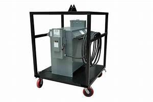Portable Power Distribution Substation - 45kva