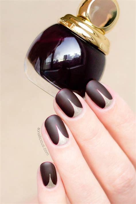 elegant nail art  short nails day