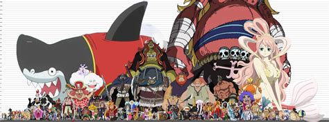 One Piece Heights