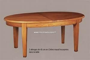 Table Chene Massif Rustique : table a manger en bois massif rustique ~ Teatrodelosmanantiales.com Idées de Décoration