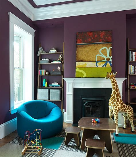 hot color trends coral teal eggplant