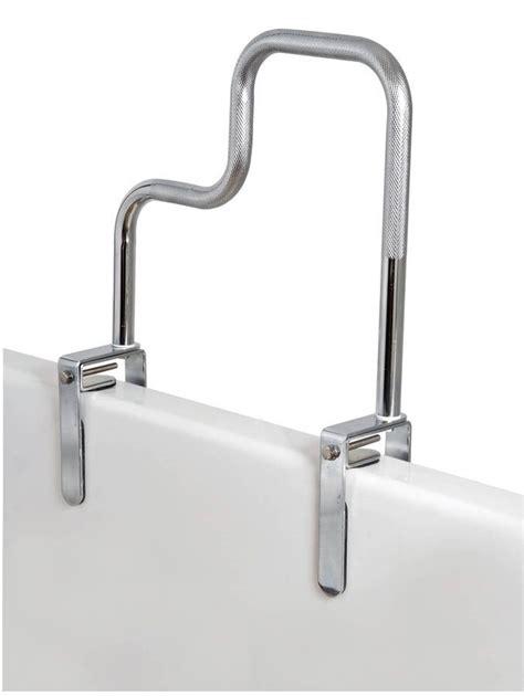 Bathroom Rails Grab Bars by Tri Grip Bathtub Safety Rail Carex Grab Bar Tub Chrome