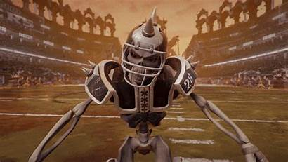 Football Mutant League Skeleton Players Undead Skill
