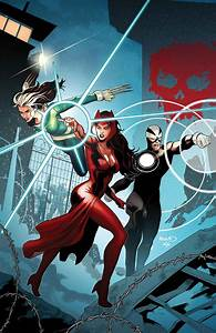 First Look: Uncanny Avengers # 24