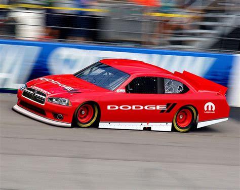dodge charger nascar racer    nose autoguidecom