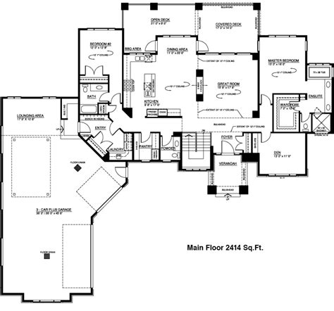 Custom Ranch Floor Plans unique ranch house plans stellar homes custom home