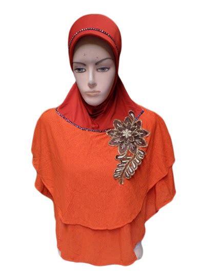 Mukena Aira Bunga Cantiq toko jilbab grosir jilbab murah