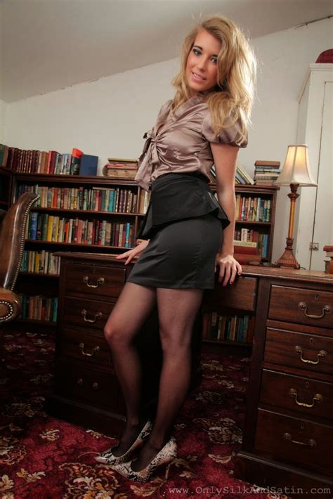 The Ultimate Pantyhose Blog Gorgeous Librarian Jodie