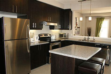 Contemporary Kitchen  Boardwalk Homes  Kitchener