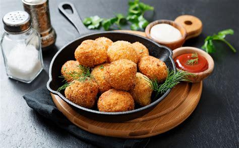 Kartupeļu kroketes - Jauns.lv