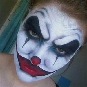 10 Creepy Clown Halloween Makeup Ideas That Are So Freaky