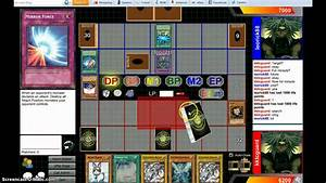 Yugioh Dueling Network Game Play Photon Deck Youtube