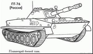 Tank Coloring Pages - coloringsuite.com