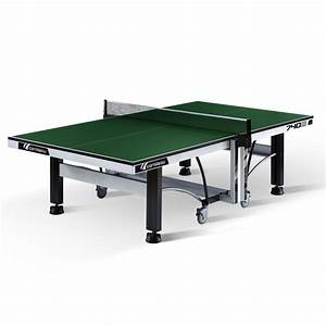 Cornilleau ITTF Competition 740 Rollaway Table Tennis Table