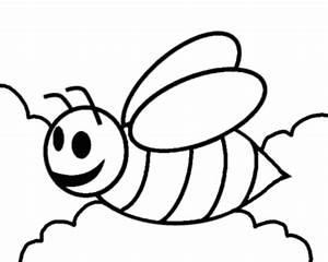 Free Bee Outline, Download Free Clip Art, Free Clip Art on ...