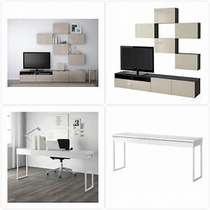 Ikea Tv Möbel : ikea m bel schreibtisch ~ Lizthompson.info Haus und Dekorationen