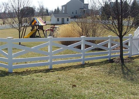 fence types and cost vinyl fences cost what s involved types of panels and more