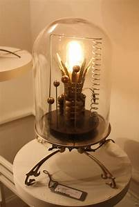 Steampunk Softens The Look Of Industrial Style Decor