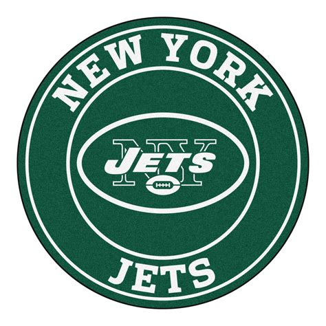 anti fatigue mats york jets logo roundel mat 27 quot area rug