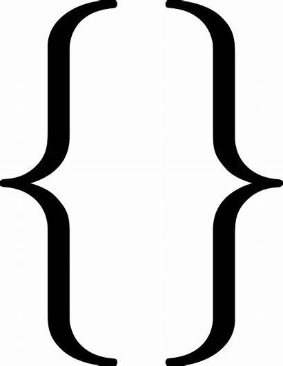 Svg Bracket Empty Symbol Tiedosto Conjunto Transparent