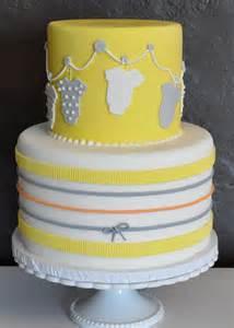 Onesie Baby Shower Cake