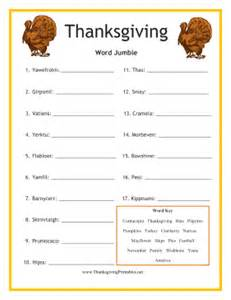 kitchen collection printable coupons thanksgiving word jumble